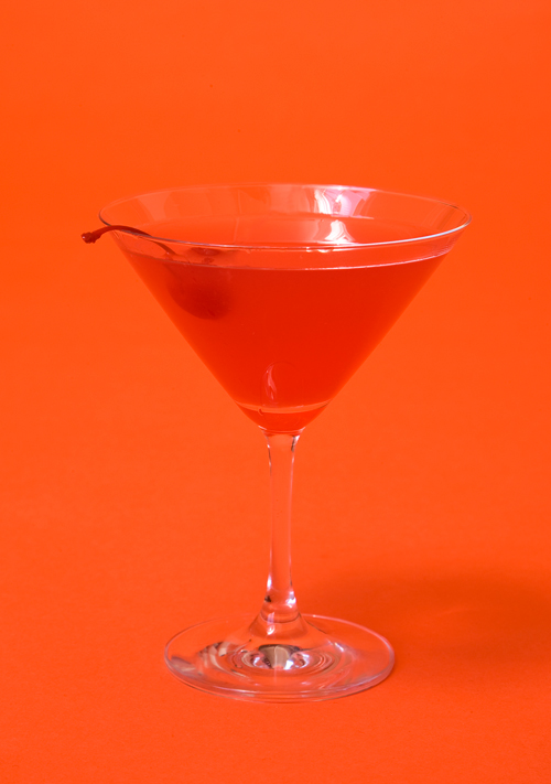 Bourbon-tini Cocktail Recipe