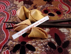 Fortune cookie recipe for party