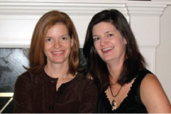 Lauren Purcell and Anne Purcell Grissinger